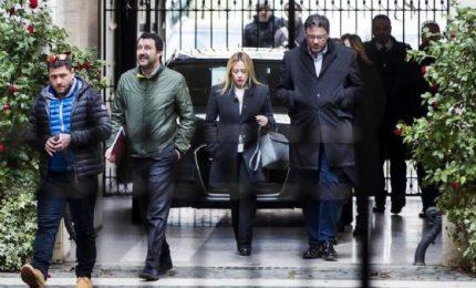 I sospetti di Berlusconi su asse Di Maio-Salvini
