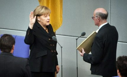 Il Bundestag approva la Groko, Merkel quarta volta cancelliera