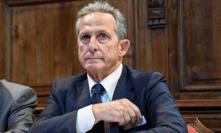 Malagò, 19 marzo Serie A eleggerà Miccichè presidente
