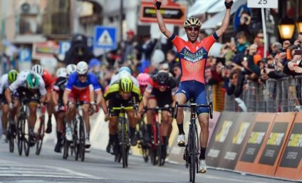 Milano-Sanremo, vittoria leggendaria di Vincenzo Nibali: non so cosa ho fatto