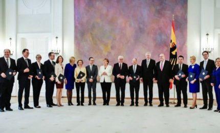 Da Heiko Maas ad Altmaier, ecco chi compone il quarto governo Merkel