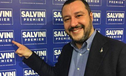 Domani Salvini incontra senatori eletti nella Lega