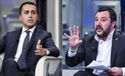 Ancora braccio di ferro Di Maio-Salvini. Ma il dialogo prosegue