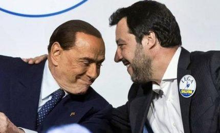Salvini impone no del centrodestra a Mattarella, voto in estate
