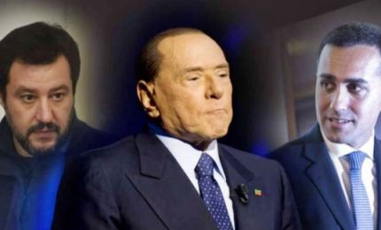 """Fallisce vertice su delle presidenze Camere, """"pesa"""" veto del M5s su Berlusconi"""