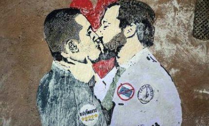"""A Montecitorio primo giorno """"di scuola"""" fra murales e voti"""