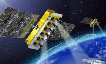 Spazio, in orbita 4 nuovi satelliti per telecomunicazioni