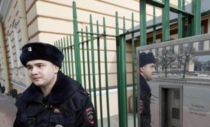 Ritorsione Mosca, espulsi 23 diplomatici britannici