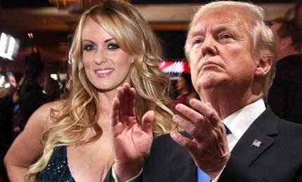 La pornostar Stormy Daniels: sesso con Donald Trump, poi le minacce