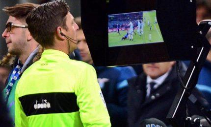 Calcio, con il Var in serie A errori ridotti del 5%