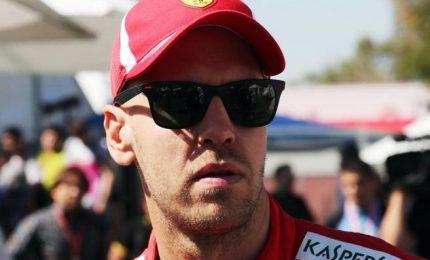 """Vettel: """"Non mi fermo, ho molto da fare in Ferrari"""""""