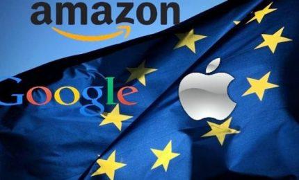 L'Ue si sveglia, web tax al 3% per i colossi della Rete dove fanno profitti