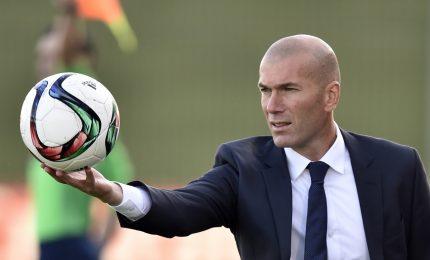 """Zidane: """"Ronaldo è al 150%. Non siamo favoriti"""""""