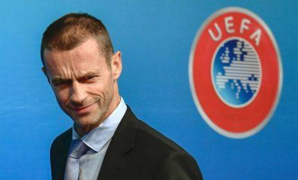 """Presidente Uefa: """"Collina non si tocca, Buffon sbaglia"""""""
