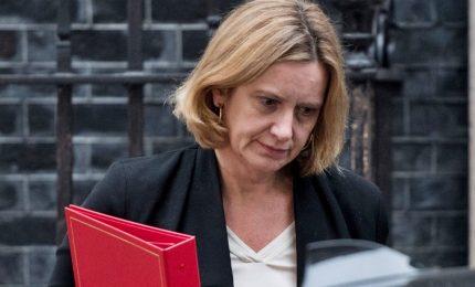 Scandalo migranti, si dimette la ministra dell'Interno Amber Rudd