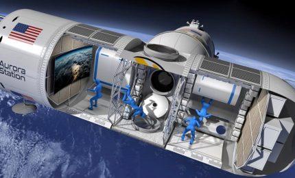 Nel 2021 in orbita l'hotel spaziale da 800mila dollari a notte