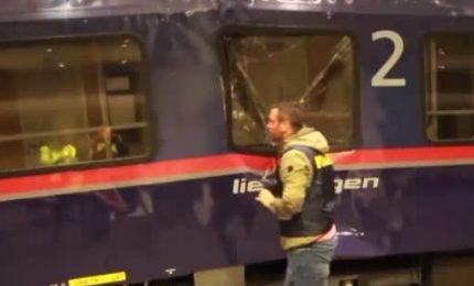 Scontro tra carrozze treno a Salisburgo, 54 feriti