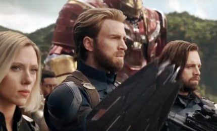 "Cast completo per l'anteprima di ""Avengers: Infinity War"""