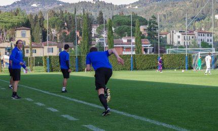 A Coverciano gli arbitri iniziano preparazione per Mondiale calcio