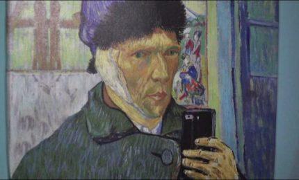 In California il museo del selfie, opere d'arte con smartphone