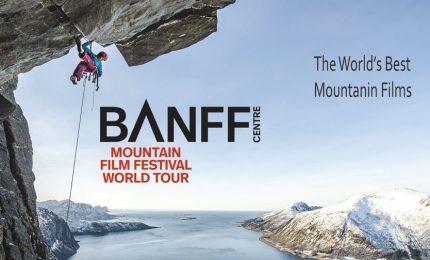 Grandi avventure al cinema, torna il Banff Mountain Film Festival