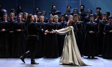 I puritani a Palermo, al Teatro Massimo il debutto