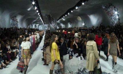 Dal carcere alla Fashion Week, i detenuti lavorano a uncinetto