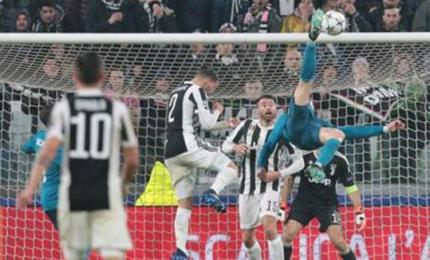 Juve-Real 0-3, doppio Ronaldo più Marcelo. Dybala espulso