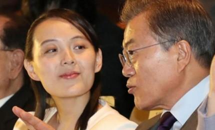 Dietro inasprimento rapporti tra Coree la sorella di Kim Jong Un