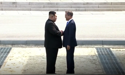 A settembre a Pyongyang summit tra i leader delle due Coree