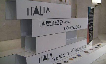 La Bellezza della conoscenza, mostra sulla ricerca italiana
