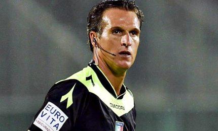 Arbitri, Mazzoleni per il derby di Roma. Banti a Milan-Napoli