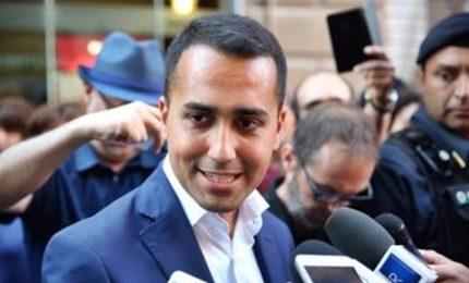 """M5s oggi al Colle. Di Maio insiste su """"contratto"""" con Lega-Pd"""
