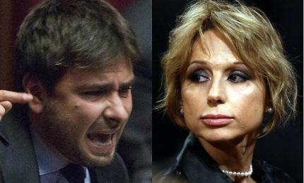 Botta e risposta tra Di Battista e Marina Berlusconi