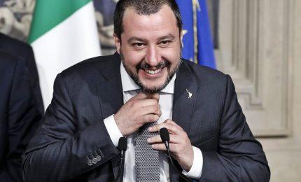 Salvini, governo su cose concrete e non su veti