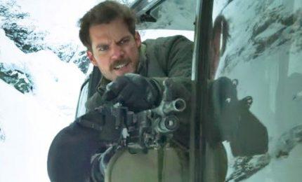"""Tom Cruise: """"Mission Impossibile Fallout"""", missione epica"""