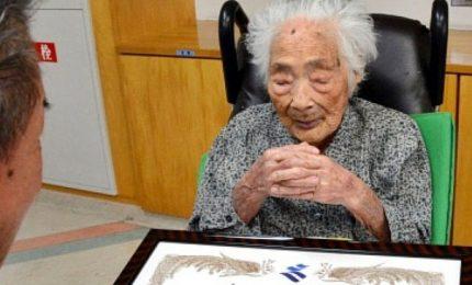 Morta a 117 anni la persona più vecchia del mondo
