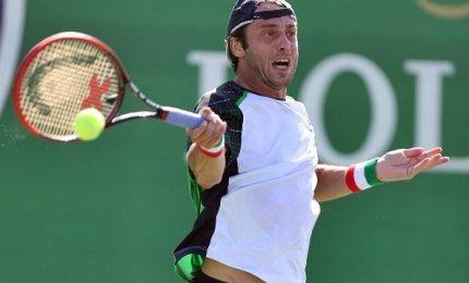 Coppa Davis, Italia sotto 1-2, esultanza dei francesi