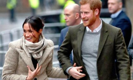 Meghan e Harry assistono alle prove degli Invictus Games
