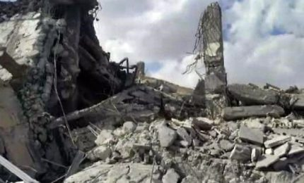 Raid in Siria, distrutto il centro di ricerca di Barzah