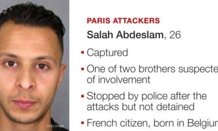 Abdeslam condannato a 20 anni per sparatoria in Belgio