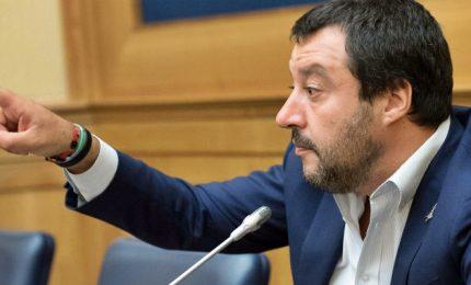 """Salvini chiede l'incarico, pronto a rottura col Cav. """"Con Di Maio ci siamo messaggiati"""""""