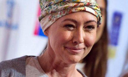 """Shannen Doherty: """"Marcatore tumorale elevato ma sono ottimista"""""""