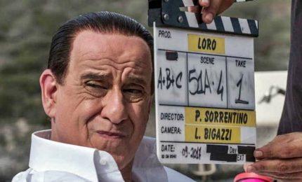 Il Berlusconi di Sorrentino in sala, più icona che politico, Elena Sofia Ricci nei panni di Veronica