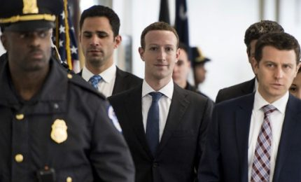 "Zuckerberg: ""Gravi errori ma inevitabili"""