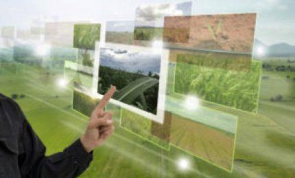 Saranno i satelliti a dire quando seminare e irrigare i campi