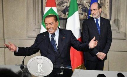 Berlusconi si riprende la scena dopo dichiarazioni di Salvini