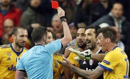 Uefa apre indagine su Buffon per il dopopartita Real-Juve