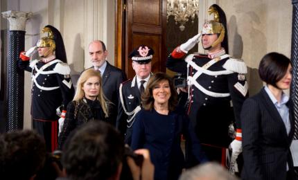 Consultazioni, terminati colloqui di Casellati e Fico con Mattarella