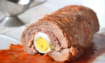 Falsomagro alla siciliana, un piatto ricco e gustoso. Ecco la ricetta!